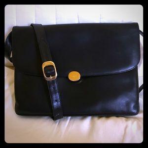 Vintage Salvatore Ferragamo Flap Front Bag